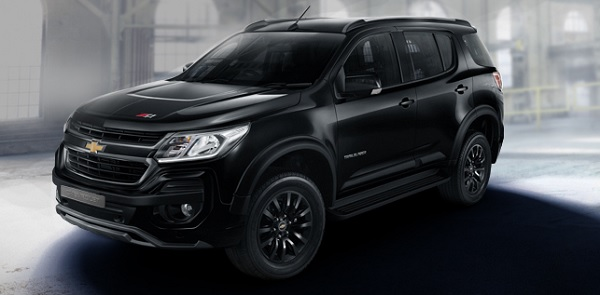 Chevrolet TRAILBLAZER รุ่น 4x4 A/T Z71