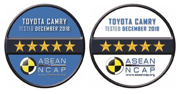 การันตีมาตรฐานจาก ASEAN NCAP