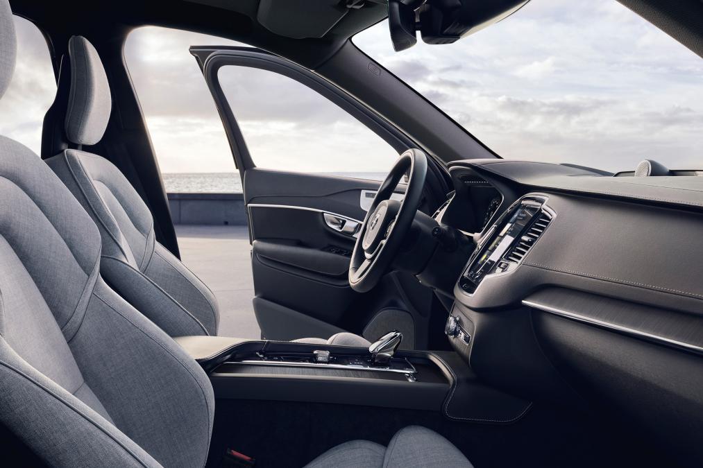Volvo XC90 ไมเนอร์เชนจ์