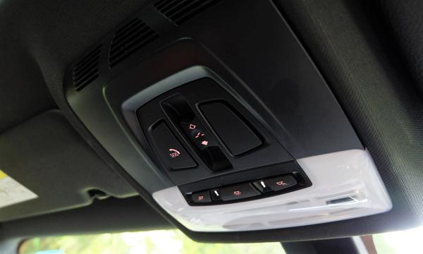 ปุ่ม SOS แจ้งเหตุฉุกเฉินผ่านฟังก์ชั่น BMW Connected Drive