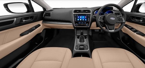 Subaru Outback internal