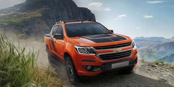Chevrolet Colorado High Country STORM