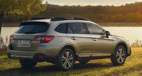 Subaru Outback 2019 รุ่น 2.5i-S