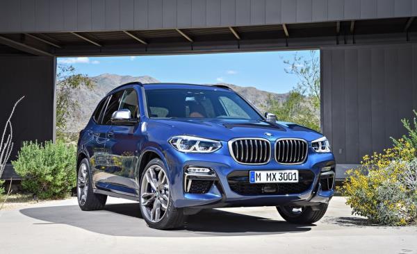 รถยนต์ BMW X3 xDrive20d M Sport