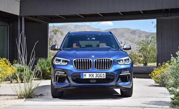 ดีไซน์และการออกแบบ BMW X3 xDrive20d M Sport