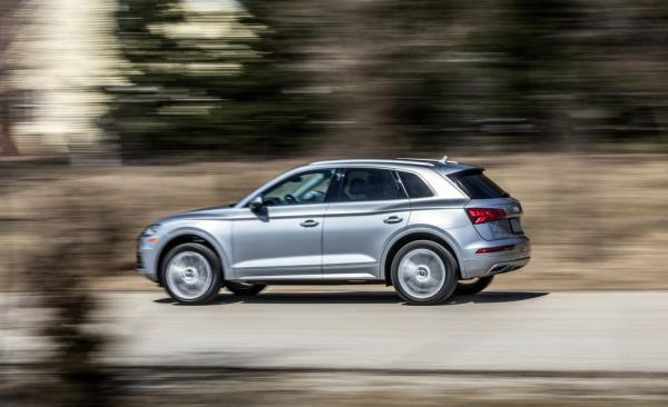 สมรรถนะและการใช้งาน Audi Q5 2018