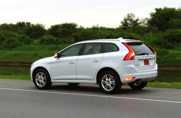 การออกแบบและดีไซน์ของ Volvo XC60 2018