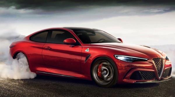 ตัวอย่างแพลตฟอร์มที่จะพัฒนาเป็น SUV จาก Alfa Romeo