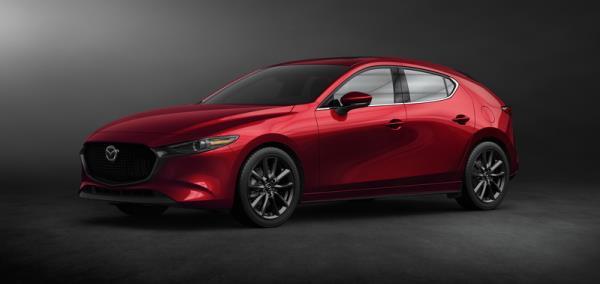รถยนต์ Mazda 3 2019