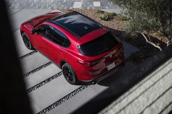 รูปแบบการดีไซน์ของ Alfa Romeo