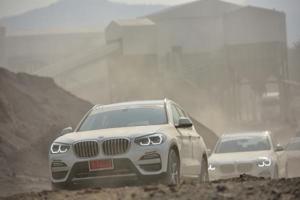 การใช้งานของ BMW X3