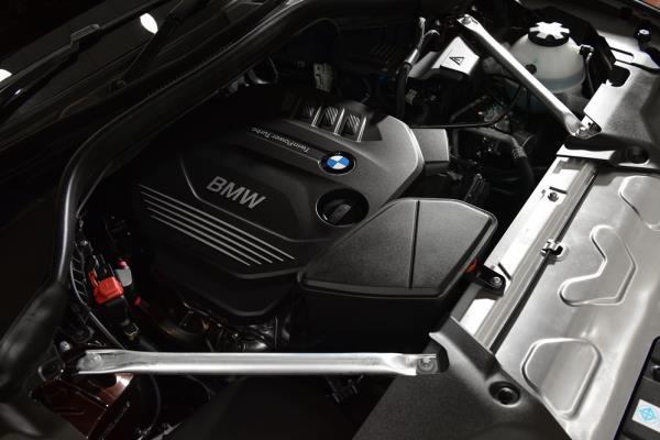 เครื่องยนต์ของ BMW X3