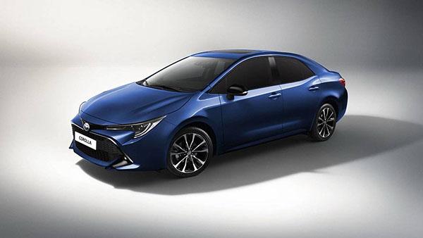 รถยนต์ Toyota Corolla Altis 2019