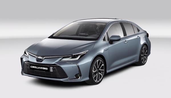 ดีไซน์ภายนอกของ Toyota Corolla Altis 2019