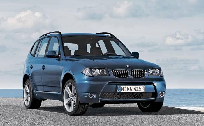 BMW X3 E83 (ปี 2003-2010)