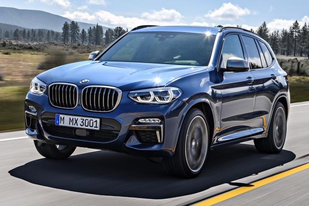 BMW X3 -G01