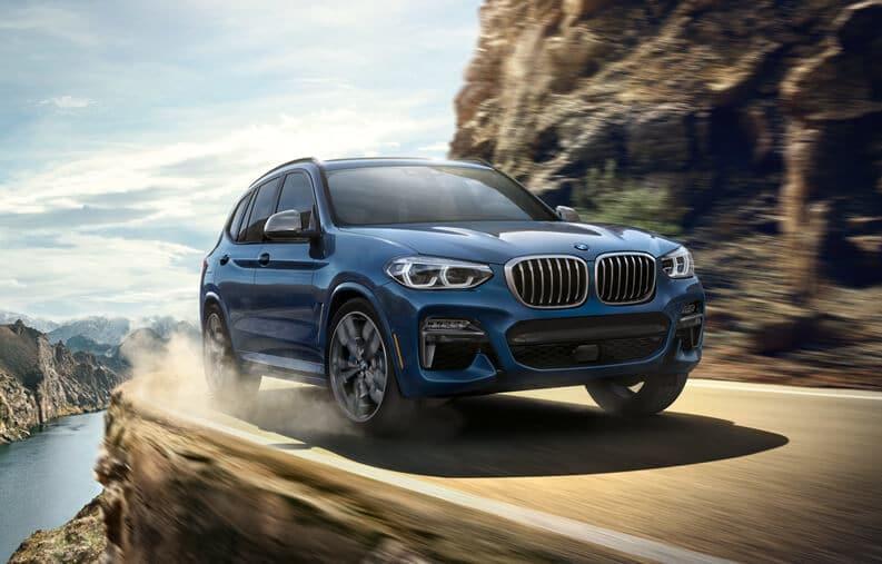 BMW X3 G01 (ปี 2018-ปัจจุบัน)