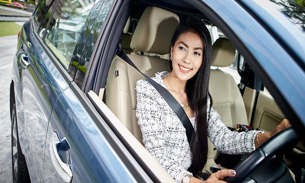 เคล็ดลับการดูแลรถสำหรับคุณผู้หญิง