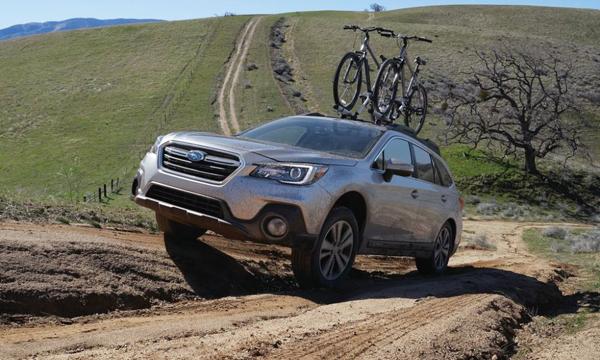 Subaru Outback อเนกประสงค์ SUV สายลุย