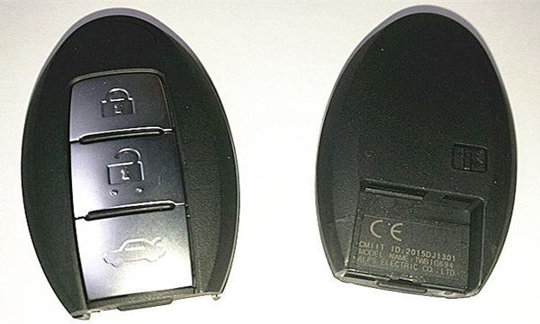 กุญแจ Smart Keyless