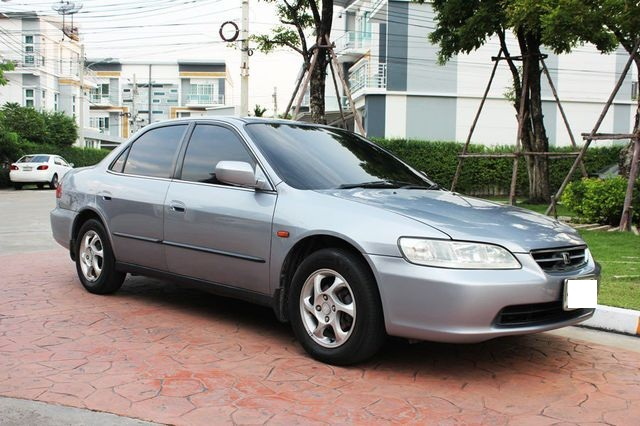 Honda ACCORD โฉมปี 1997-2002 (โฉมงูเห่า)