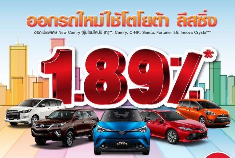 Kleasing ของธนาคารกสิกรไทย