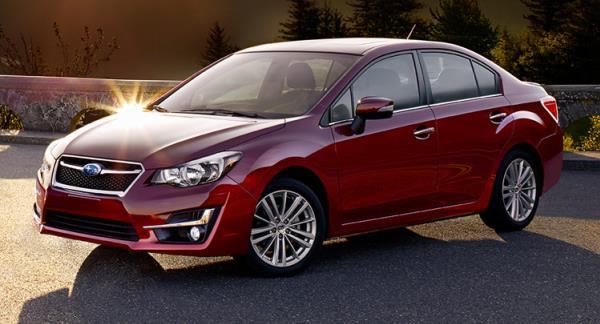 รถยนต์ Subaru WRX