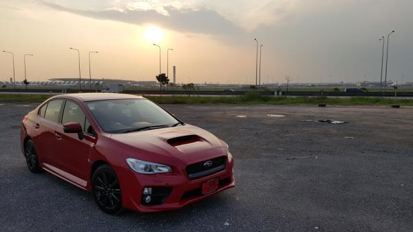 ปัญหา Subaru WRX