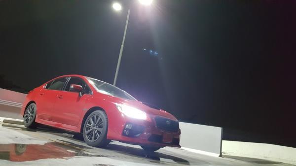 ปัญหาเบรกของ Subaru WRX