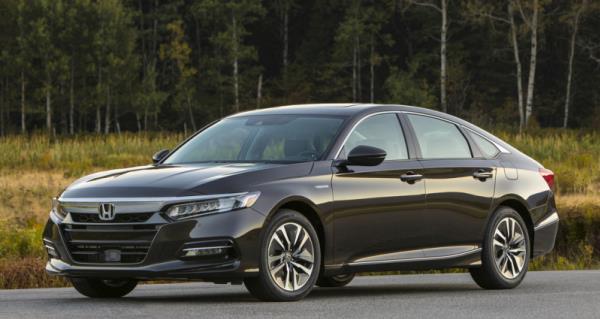 รถยนต์ All-New Honda Accord
