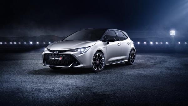 รถยนต์ Toyota Corolla GR Sport