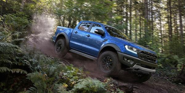 New Ford Ranger  รุ่น Ranger Raptor