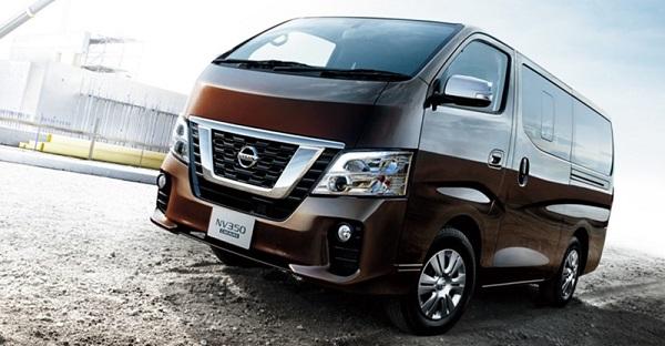 ความมีสไตล์ใน Nissan NV350 Caravan 2019