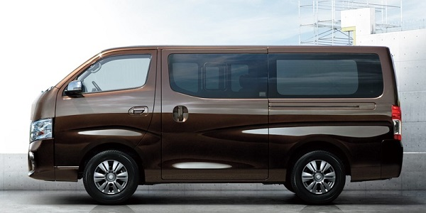 ความนุ่มนวลแห่งศิลป์และศาสตร์ผสานกันในNissan NV350 Caravan 2019