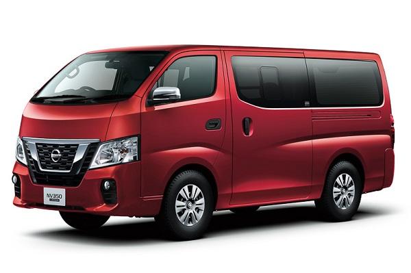คู่ปรับตลอดกาลที่มาพร้อมความทันสมัยและดีไซน์ที่มีเอกลักษณ์อย่าง Nissan Urvan 2019