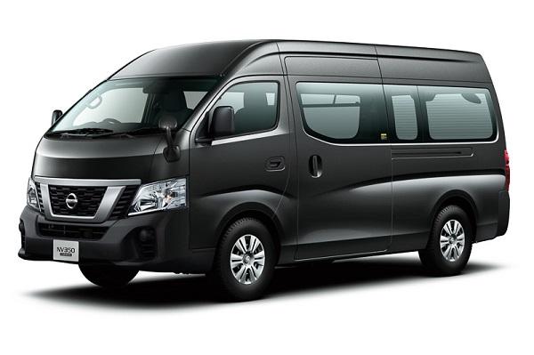 ความโดดเด่นในการออกแบบที่มีเอกลักษณ์และความทันสมัยสำหรับ Nissan Urvan 2019