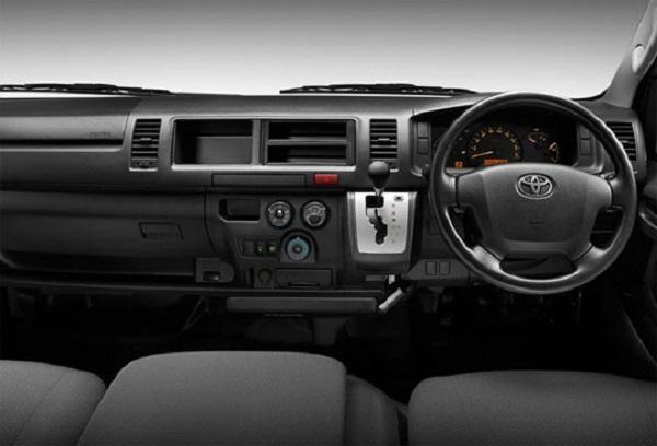หรูหราเหนือระดับมากขึ้นกว่าเดิมสำหรับ Toyota Commuter 2019