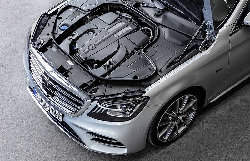 Mercedes-Benz S 560e Plug-in Hybrid