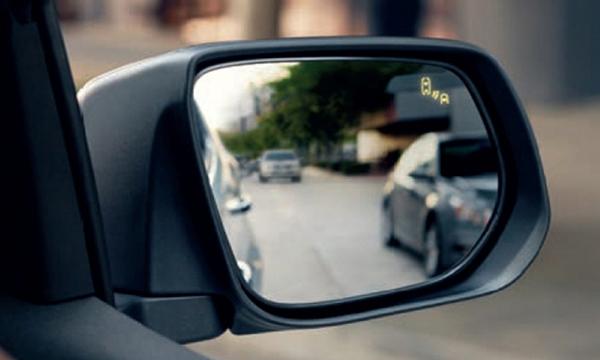 วิธีปรับกระจกมองข้างแบบง่ายๆ