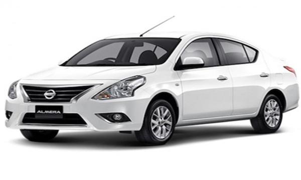 Nissan Almera ซีดานสุดโฉบเฉี่ยว