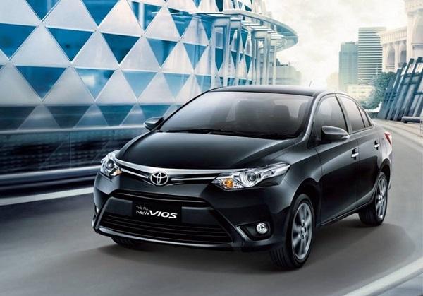 เติมเต็มทุกความลงตัวในราคาที่สัมผัสได้ กับ Toyota Vios รุ่น J AT