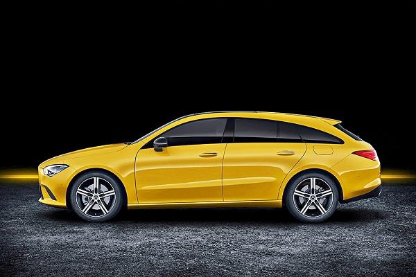 เติมเต็มไลฟ์สไตล์ที่แตกต่างของคนมีรสนิยมกับ All New Mercedes-Benz CLA Shooting Brake
