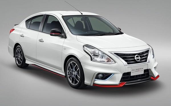 สปอร์ต หรูหรา มีระดับ ในราคาที่พร้อมให้จับจองกับ Nissan Almera E CVT
