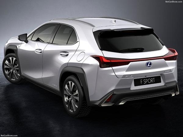 ลุยตลาดไทยพร้อมนำเข้า Lexus UX  SUV สุดทันสมัย