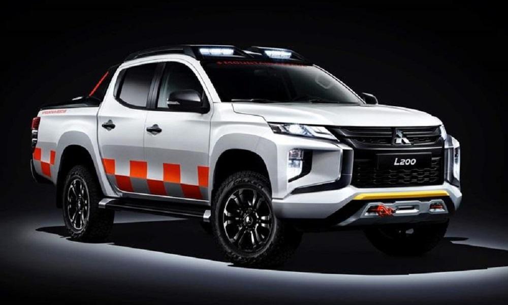 Mitsubishi L200/Triton 2019 จะเริ่มวางจำหน่ายในยุโรปช่วงกลางปีนี้