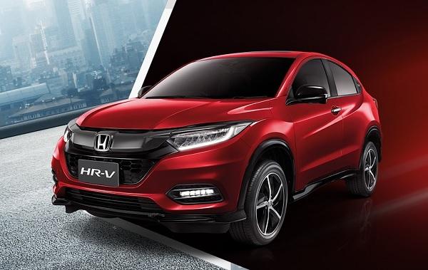 รถยนต์ HONDA HR-V