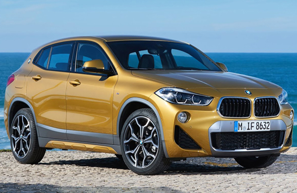 BMW X2 sDrive20i M Sport X 2019 ได้รับการดีไซน์ให้ตัวถังให้มีขนาดใหญ่มากยิ่งขึ้นส่งผลให้ภายในห้องโดยสารมีขนาดกว้างช่วยเพิ่มพื้นที่ใช้สอยได้อย่างดีเยี่ยม