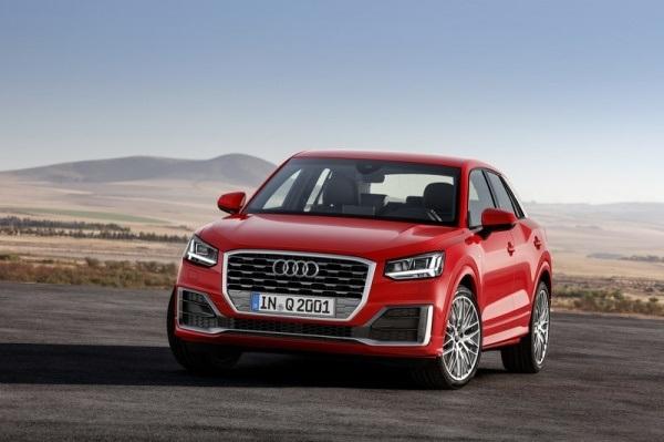 เดิมๆก็หล่อ เท่ ปราดเปรียวอยู่แล้ว แต่สามารถปรับให้ตรงกับสไตล์คุณได้สำหรับ Audi Q2