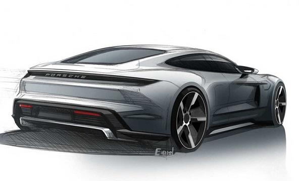 หมดจรดงดงามสำหรับ Porsche Taycan 2019 ใหม่ รถสปอร์ตขุมพลังไฟฟ้ารุ่นแรกๆของปอร์เช่