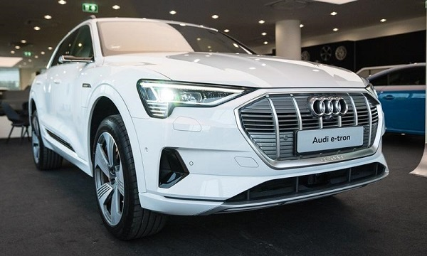 ชมความเท่อย่างใกล้ชิดสำหรับ Audi e-tron 55 quattro เอสยูวีขุมพลังไฟฟ้า ที่เปิดตัวในงานมอเตอร์เอ็กโปรนี้